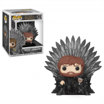 Figurina Tyrion Sitting On Iron Throne