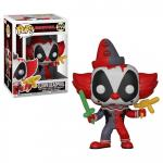 Figurina Deadpool Clown