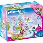 Playmobil Poarta de cristal si taramul inghetat