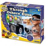 Ochelari Priveste lumea cu alti ochi Brainstorm Toys
