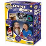 Proiector si lampa de veghe Outer Space Brainstorm Toys