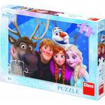 Puzzle Frozen Selfie 24 piese