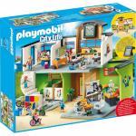 Playmobil scoala mobilata