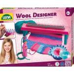 Set creativ de tricotat Lena modele din lana pentru copii