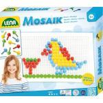 Set creativ mozaic muticolor 100 piese 1 cm Lena