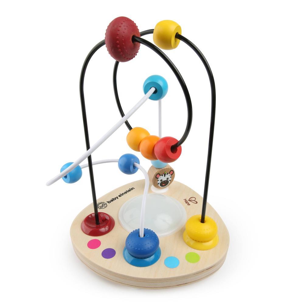 Jucarie cu bile din lemn Hape Color Mixer