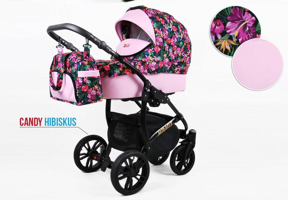 Carucior Miracle 3 in 1 Candy Hibiscus - 2