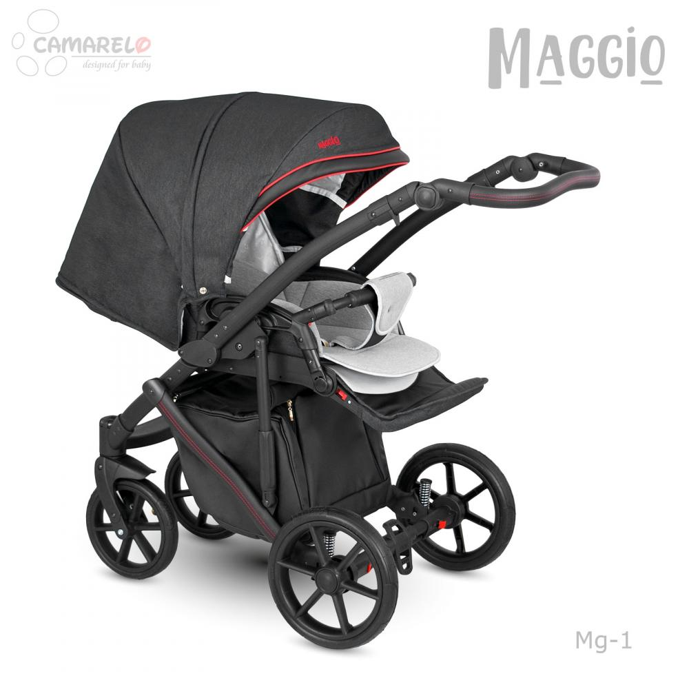 Carucior copii 2 in 1 Maggio Camarelo Mg-1 imagine