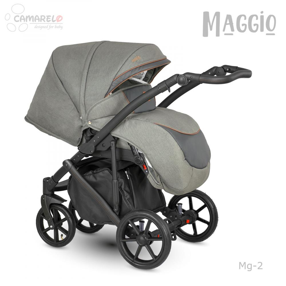 Carucior copii 2 in 1 Maggio Camarelo Mg-2 imagine