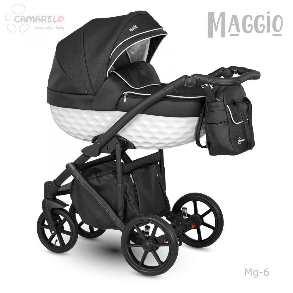 CAMARELO Carucior copii 2 in 1 Maggio Camarelo Mg-6