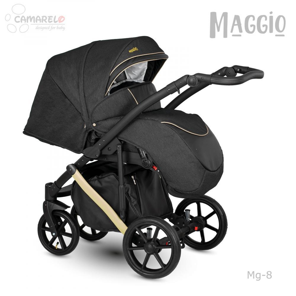 Carucior copii 2 in 1 Maggio Camarelo Mg-8