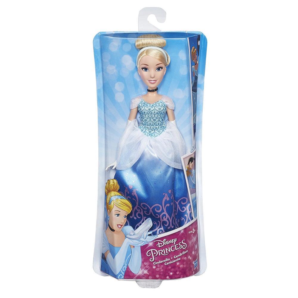 Papusa Cenusareasa stralucitoare Disney Princess Hasbro