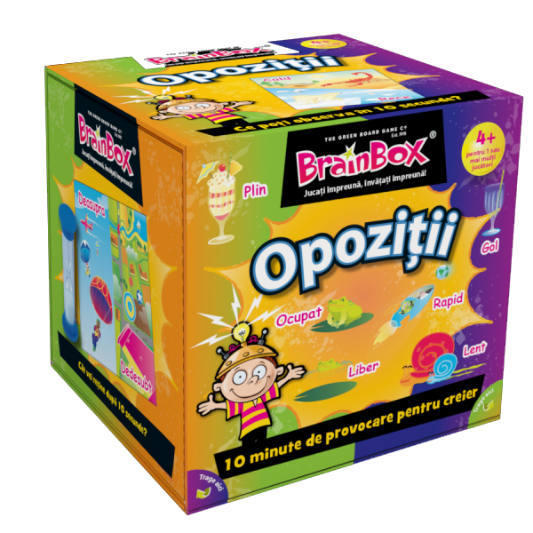 Joc Opozitii BrainBox
