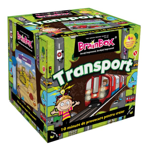 Joc Transport BrainBox