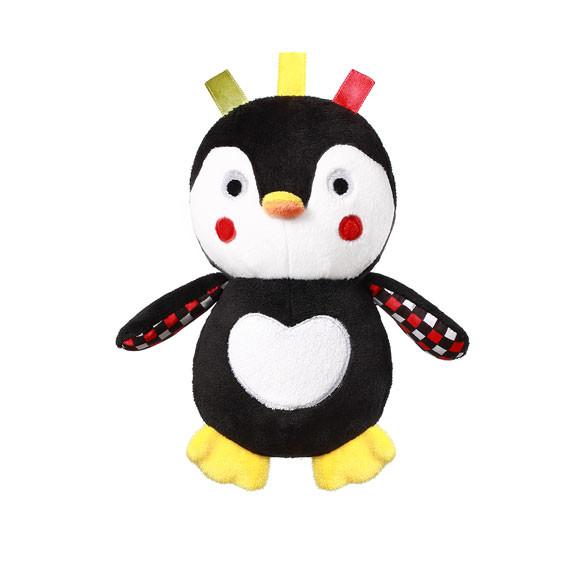 Jucarie de plus Baby Ono pentru copii pinguinul Connor
