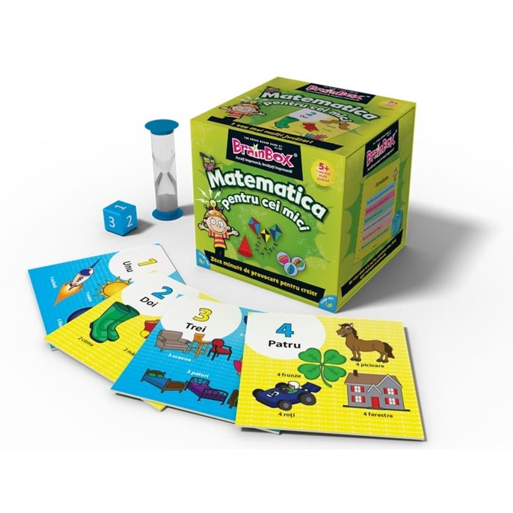Joc Matematica pentru cei mici BrainBox