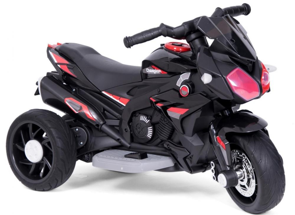Motocicleta electrica Magnificent Black