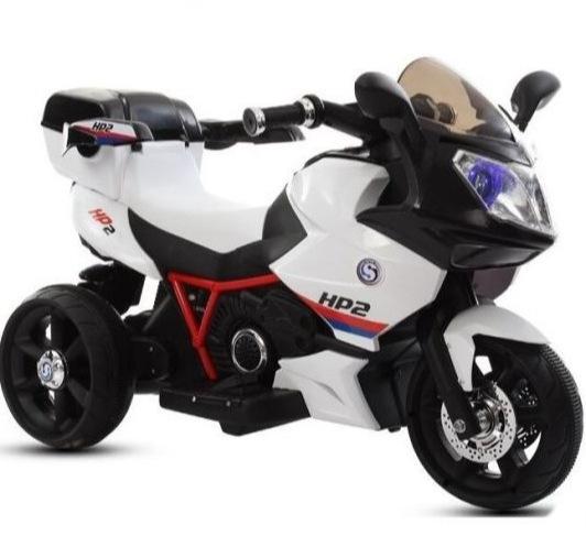 Motocicleta electrica pentru copii Sport Black