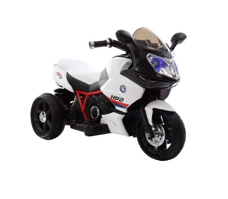 Motocicleta electrica Sport HP2 pentru copii Black imagine