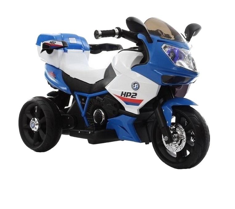 Motocicleta electrica Sport HP2 pentru copii Blue