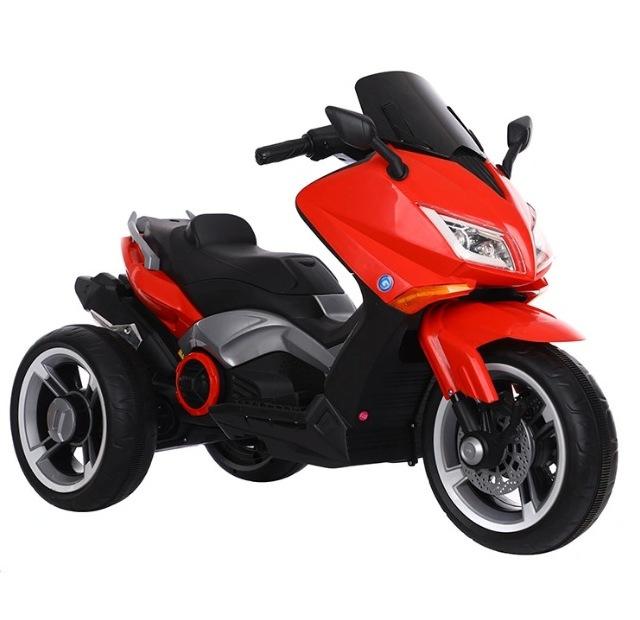 Motocicleta electrica pentru copii Sword Red imagine