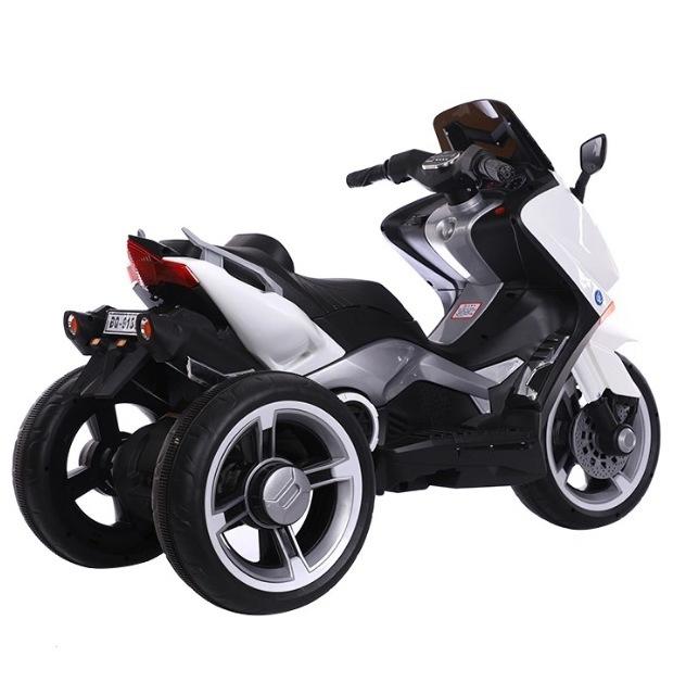 Motocicleta electrica pentru copii Sword White imagine