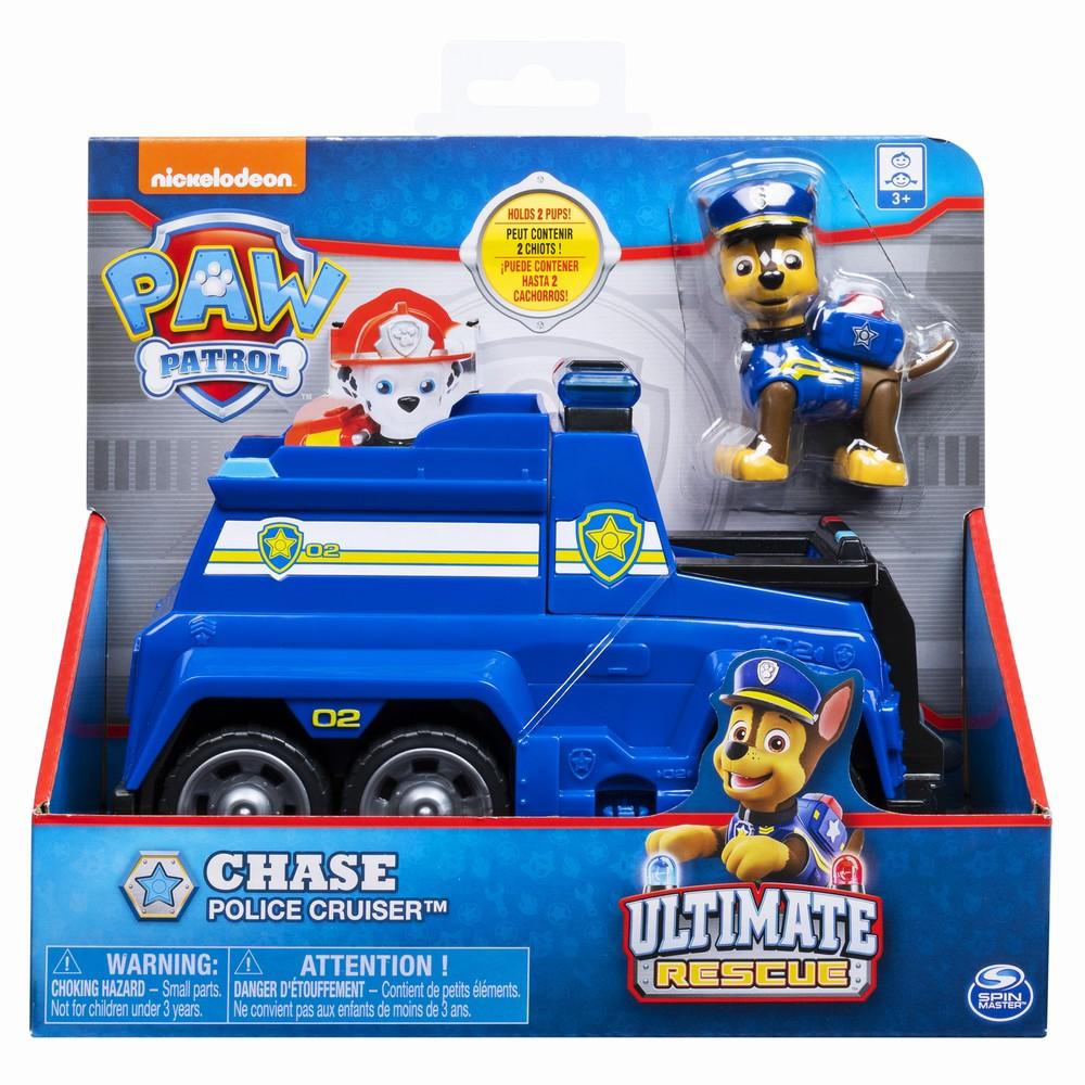 Masinuta Patrula Catelusilor Ultimate Rescue Chase