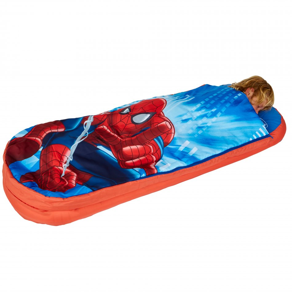 Sac de dormit gonflabil Worlds Apart Spiderman