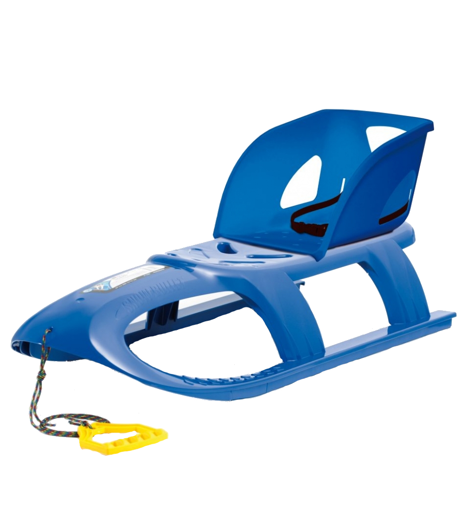 Saniuta Bullet Seat albastra din categoria La Plimbare de la Prosperplast