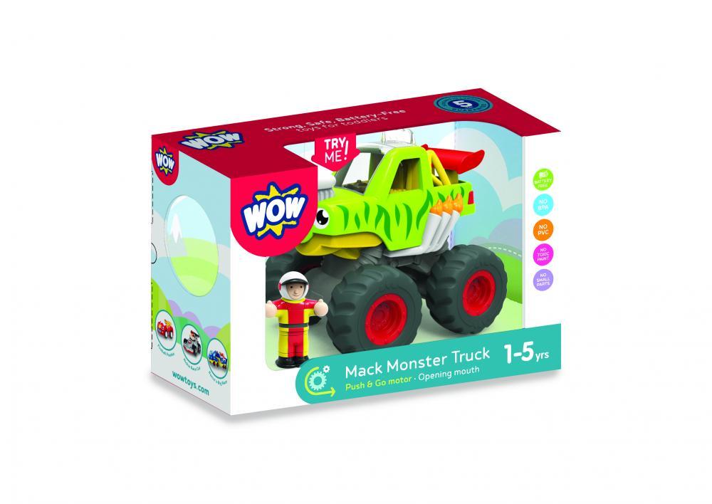 Masina Racing Mack Monster Truck