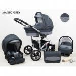 Carucior Largo 3 in 1 Magic Grey