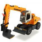 Excavator DT 433 cu accesorii Dickie Toys