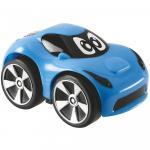 Jucarie masinuta Chicco Bond Mini Turbo Touch albastru 2-6 ani
