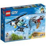 Urmarirea cu Drona a Politiei Aeriene 60207 Lego City