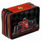 Penar triplu echipat Ferrari negru