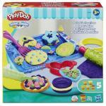 Set plastilina Prajiturele colorate Play Doh