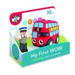 Primul meu autobuz rosu Basil