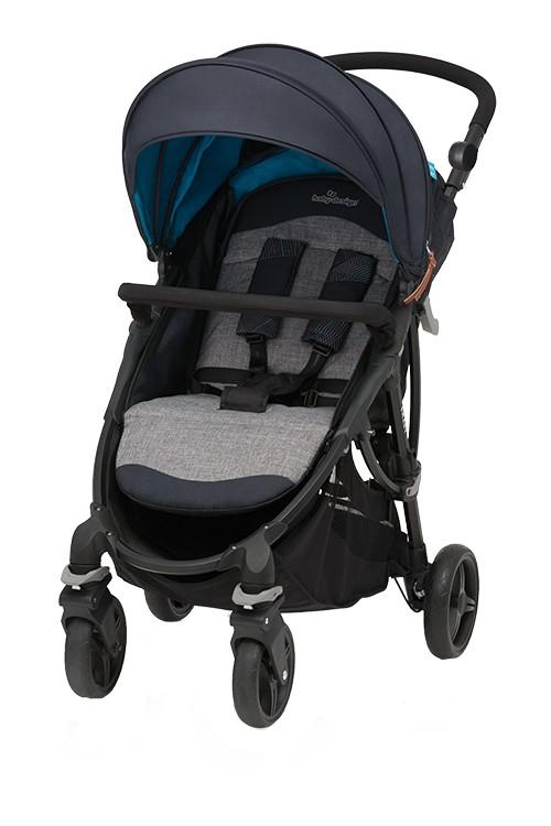 Carucior sport Baby Design Smart 17 Graphite 2019