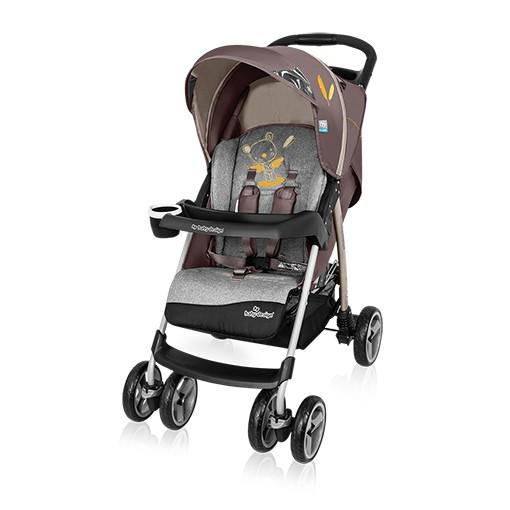 Carucior sport Baby Design Walker Lite 09 brown 2016