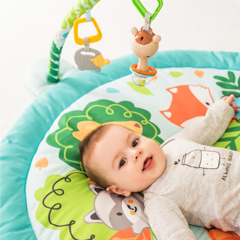 Covoras Baby Ono de joaca Forest