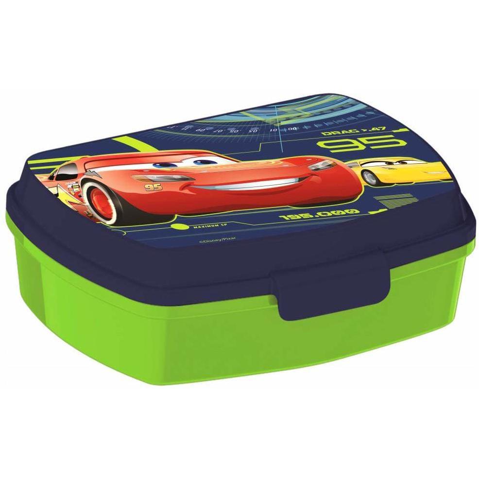 Cutie pentru sandwich Cars SunCity imagine