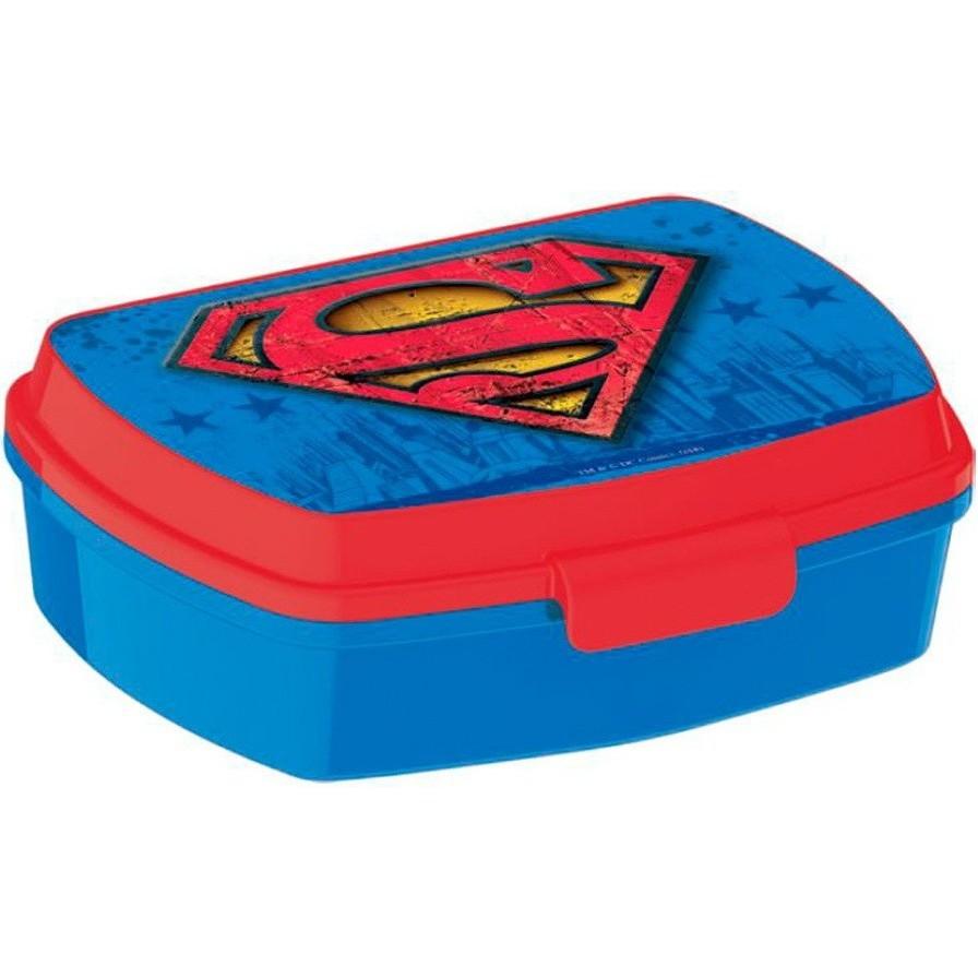 Cutie pentru sandwich Superman SunCity imagine