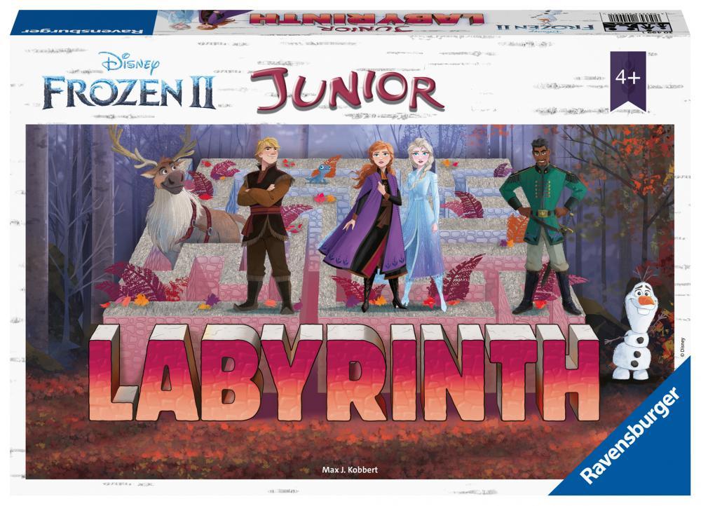 Joc labirint junior Disney Frozen II