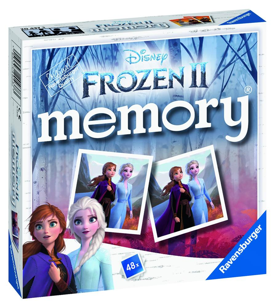 Joc mini memory Frozen II
