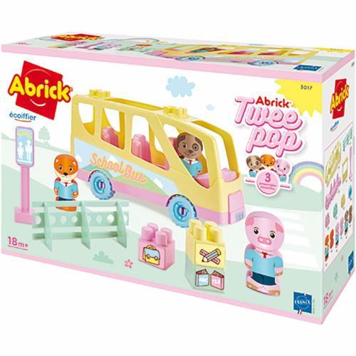 Joc de Construit Autobuzul Scolar al lui Twee Pop
