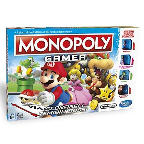 Joc de societate Monopoly Gamer