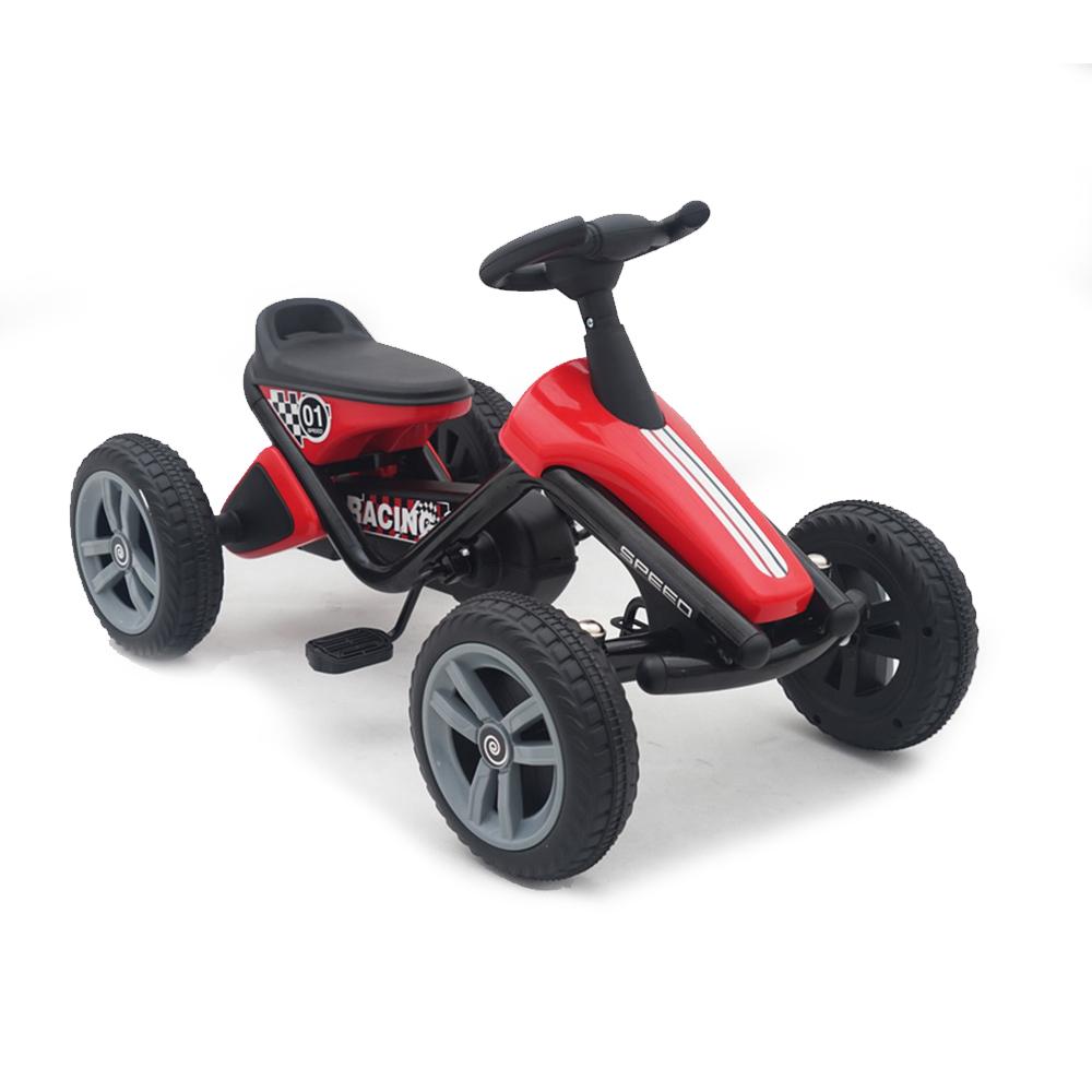 Kart Cu Pedale Go Kart Dakar Red
