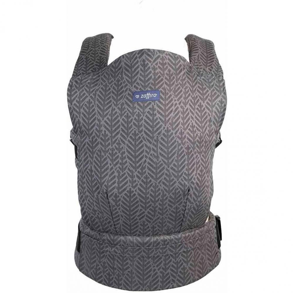 Marsupiu ergonomic Embrace N27 City Womar Zaffiro 3-Z-NE-N27 din categoria La Plimbare de la Womar Zaffiro