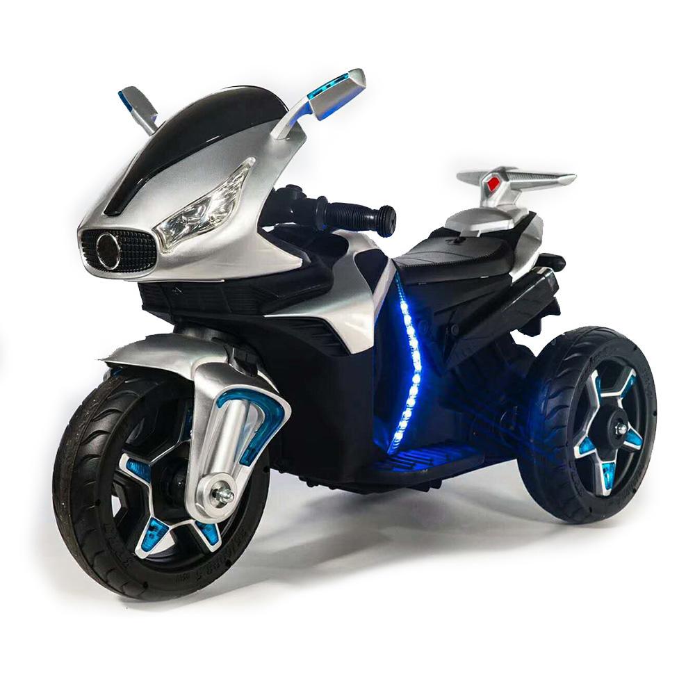 Motocicleta electrica Shadow Silver
