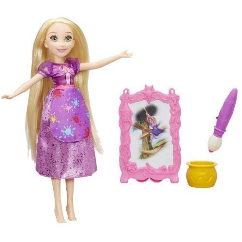 Papusa Disney Princess Rapunzel Papusa Artista